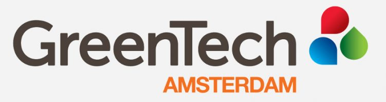 Visit us at the GreenTech in Amsterdam