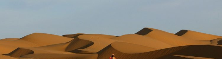 Sercom user will be racing in Dakar Rally
