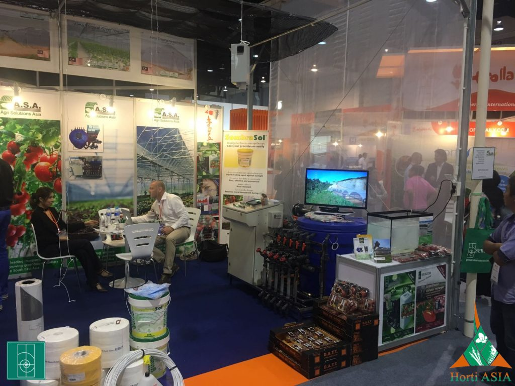 SERCOM represented at HortiAsia 2017