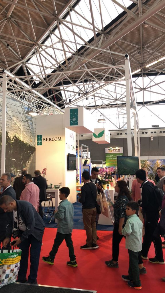 GreenTech 2018 opened its doors