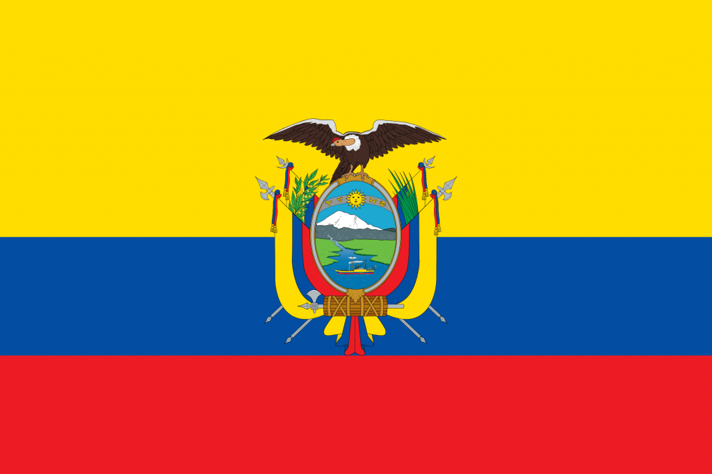 South America: Ecuador