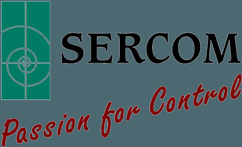 SERCOM logo groot transparant