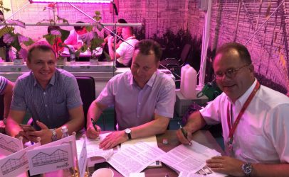 New partner for arable storage cells for Russia