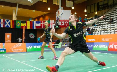 [Englisch] Tabeling and Piek winners of Dutch Open 2019