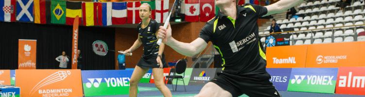 Tabeling en Piek winnaars Dutch Open 2019